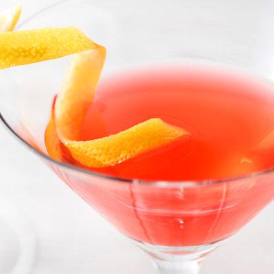 August Cocktails