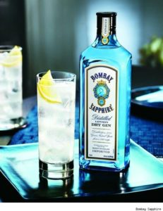 Bombay Gin Cocktail