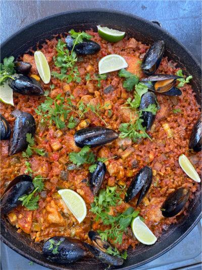 BBQ – Paella